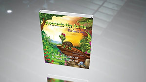 Avocado the Turtle: (Personalized Edition - Your Name on Printed on First Page))