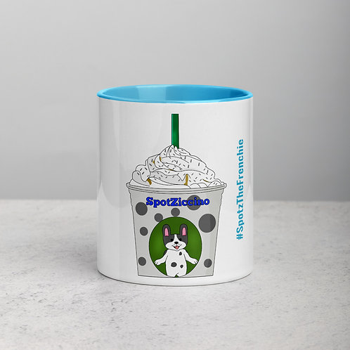 Spotziccino™ Coffee/Tea Mug with Color Inside