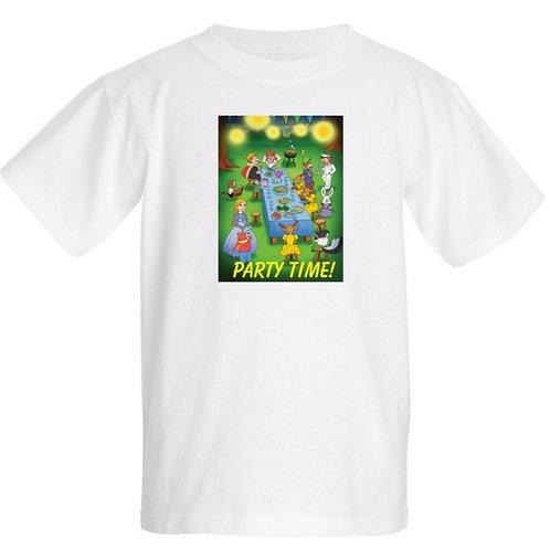 Primrose Party Time - Kids T-Shirt