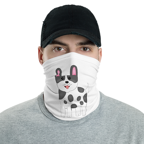 SpotZ The Frenchie™ Neck gaiter