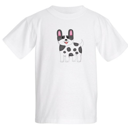 SpotZ The Frenchie™  - Kids T-Shirt
