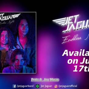Jet Jaguar: Nuevo álbum y Gira Nacional