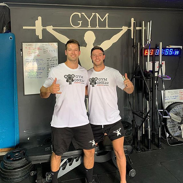 about us our coaches gym one22 sam geurt