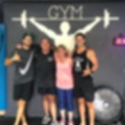 Gym One22 Coaches