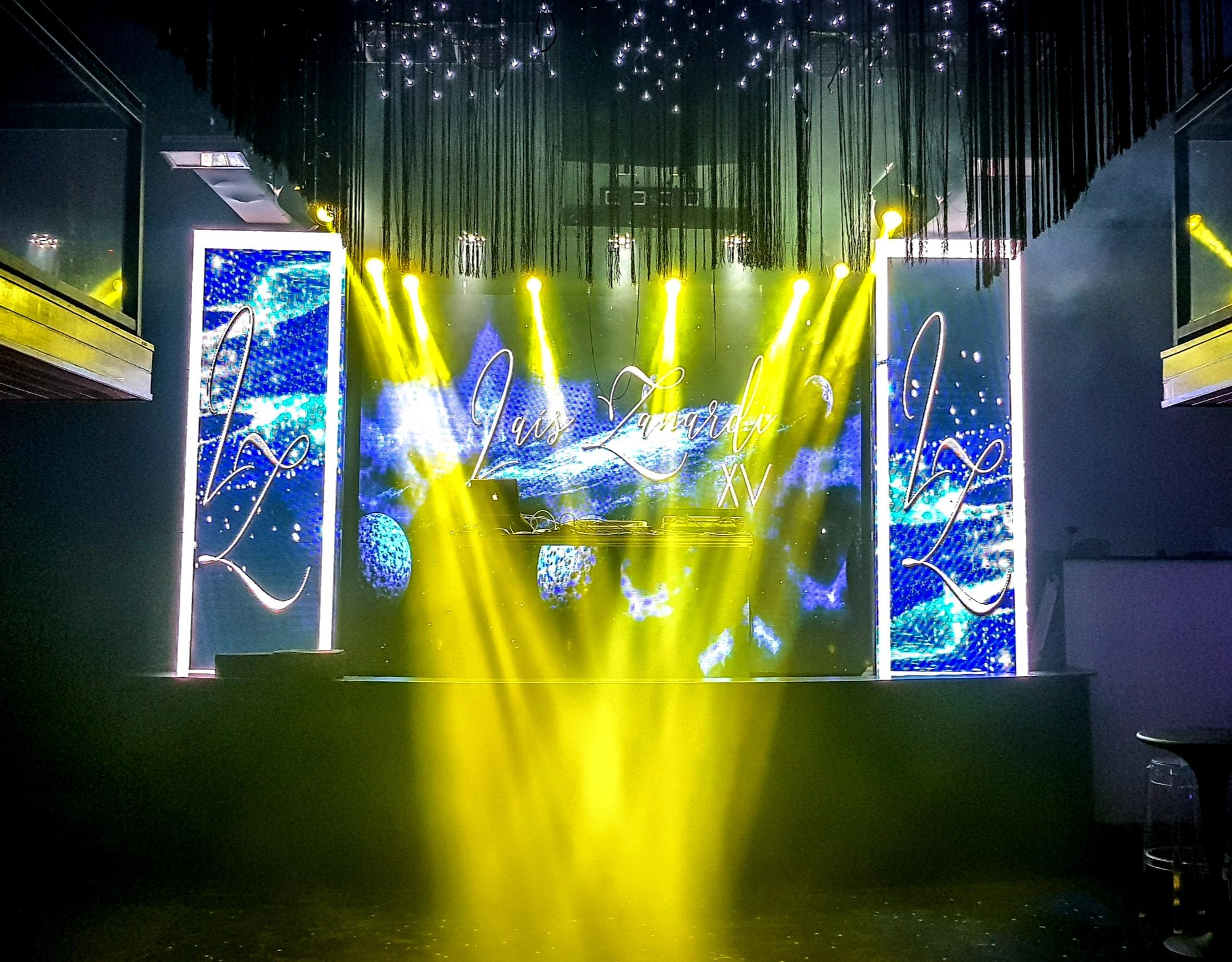 Super palco para 15 anos e Casamentos_ed