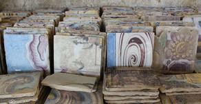 Cerâmica de Bicesse segue o processo tradicional
