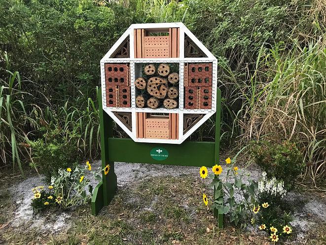 Backyard Pollinator Hotel Friends of the