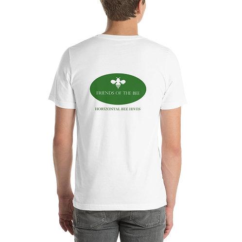 Short-Sleeve Unisex T-Shirt - Horizontal Hive