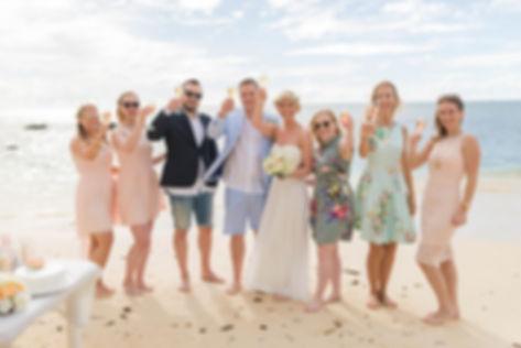 Hochzeit in Mauritius