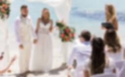 Symbolic Wedding in Mauritus