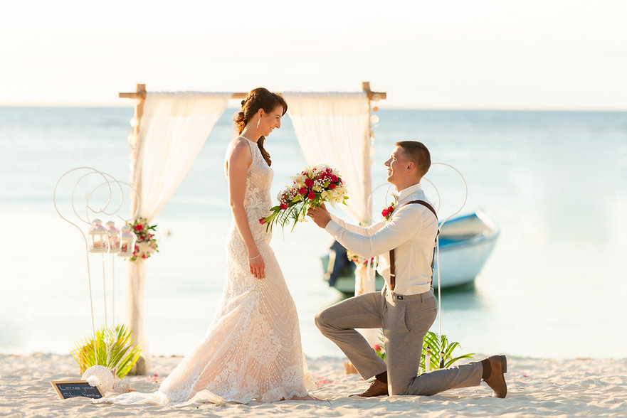 Civil Wedding in Mauritius by Happily Forever