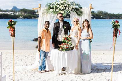 Civil Wedding in Mauritus