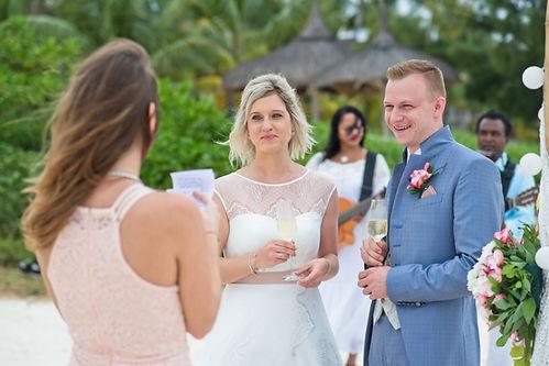 standesamtliche Hochzeit Maurtius