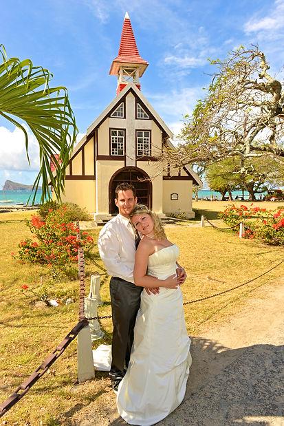 Cap Malheureux Hochzeit