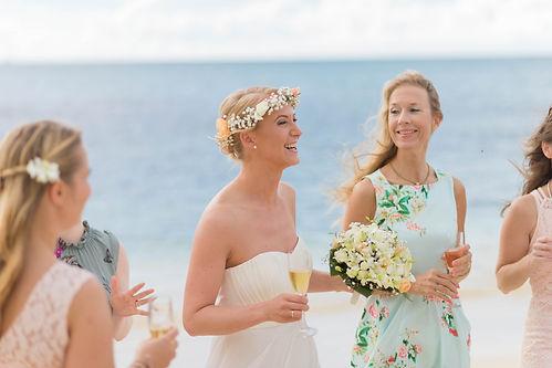 Mauritius Symbolische Zeremonie