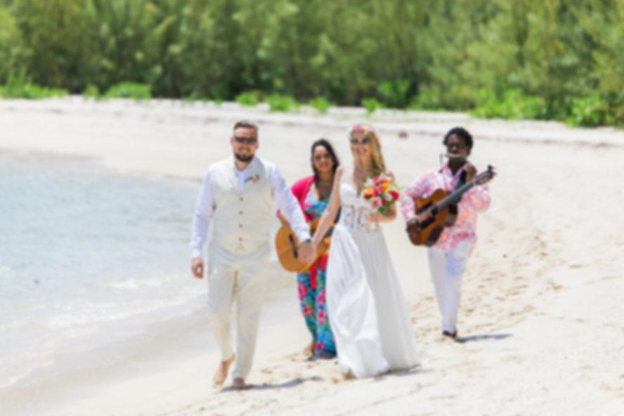 Hochzeit Ile aux Cerfs