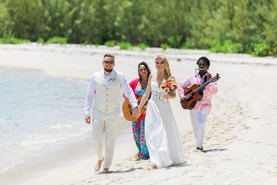 Happily Forever Island Wedding