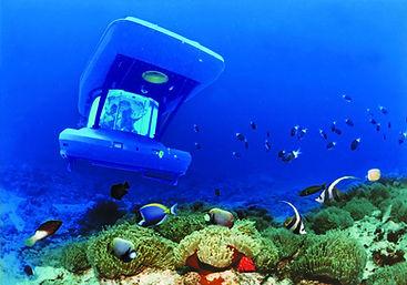 Wedding in Submarine