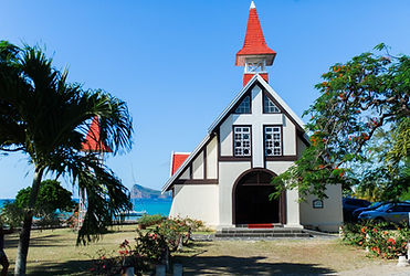 Mauritius Church Wedding