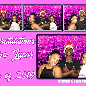 Sabra's Graduation Celebration
