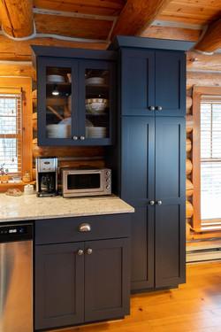Leland Log Cabin