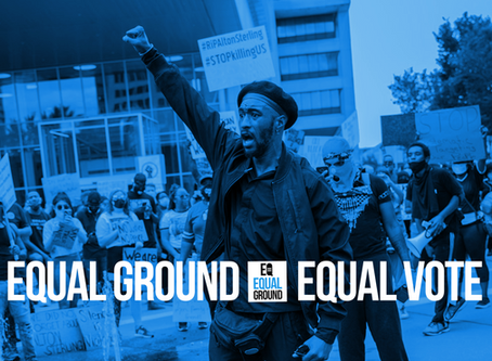 Equal Ground Equal Vote Initiative