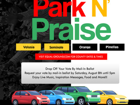 Central Florida Souls to the Polls: Park and Praise Edition