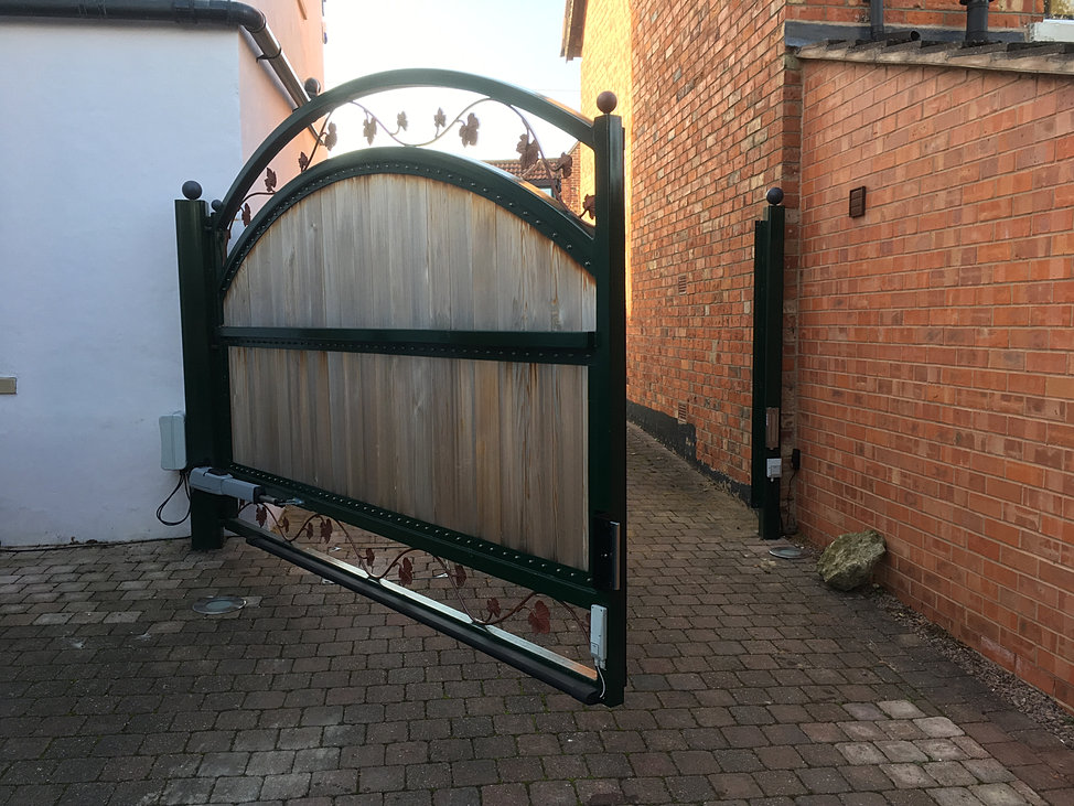 Gate Automation Boyson Doors Chelteham