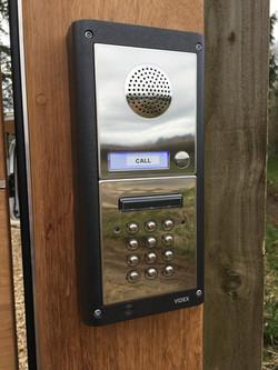 Videx 4000 Wired intercom