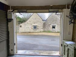 FAAC 390 Door Opener system
