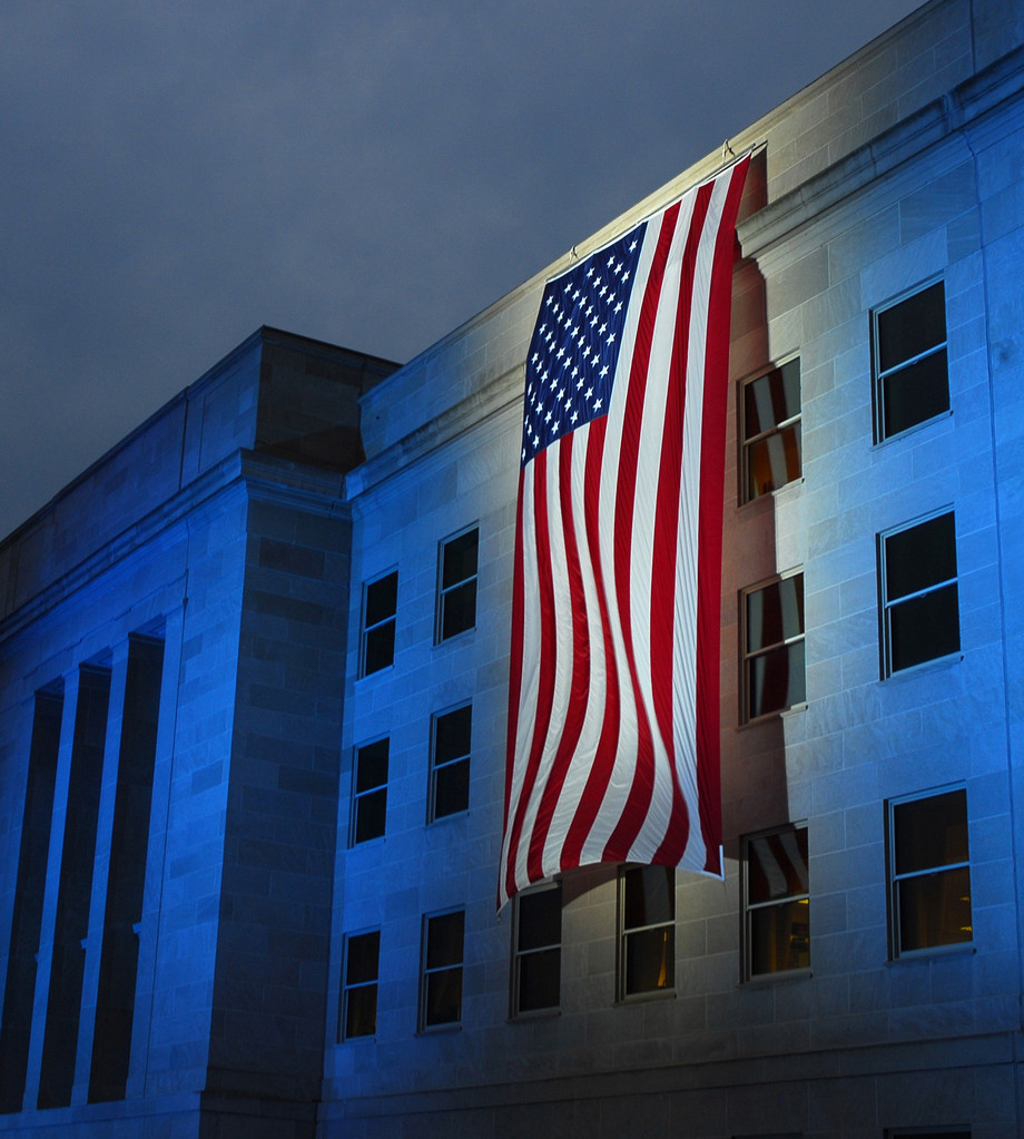 Pentagon Terrorist Attack