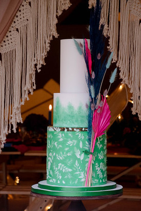 Colourful Boho Wedding Cake.jpg