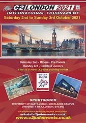 2021 - C2 LONDON Camp-Comp Leaflet - RED