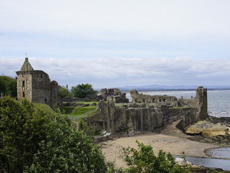 The best views and top Instagram spots in St Andrews!