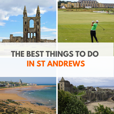 The best things to do in St Andrews