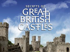 Great British Castles Dan Jones