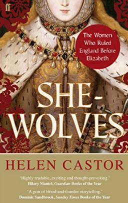 Helen Castor history Elizabeth I