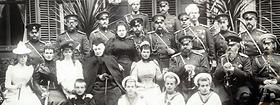 Romanovs Chalk History Festival