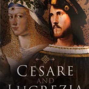 Sibling Revelry: 'Cesare and Lucrezia Borgia' by Samantha Morris
