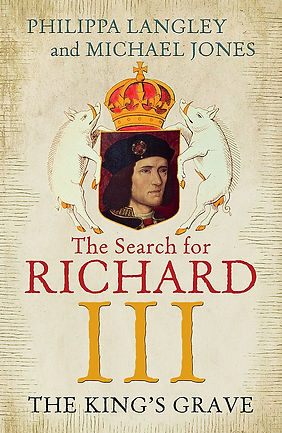 richard iii philippa langley michael jon