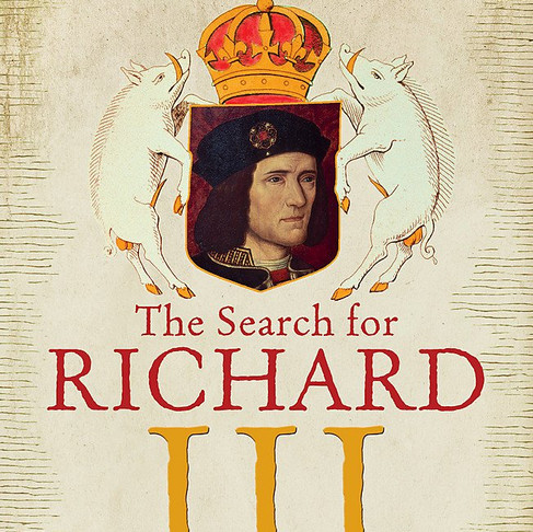 'The Search for Richard III' by Philippa Langley and Michael Jones
