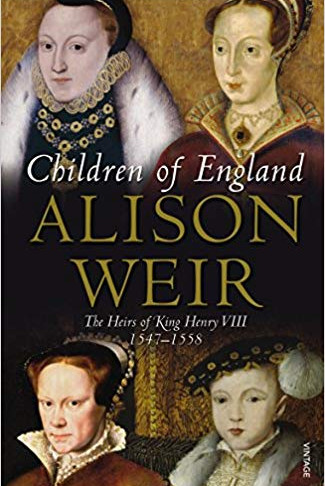 'Children of England' by Alison Weir