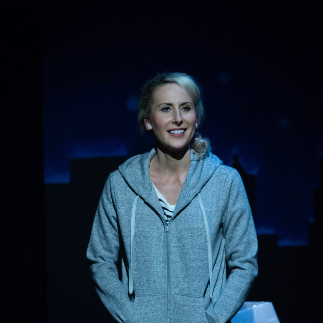 Kirby Hughes as Claire, 2017