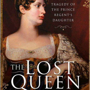 Caught in Flight: 'Lost Queen' by Anne Stott tells of Princess Charlotte of Wales