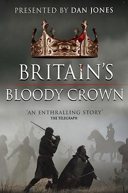 Britain's bloody crown dan jones plantag