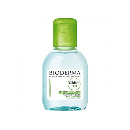 BIODERMA - AGUA MICELAR SEBIUM H2O 100ML