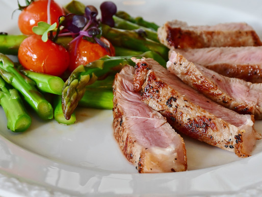 Our top 3 low carb recipe sites: