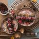 Metabolic Boosting Cauli-berry Smoothie