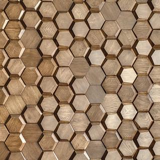 Octagan Wood Effect