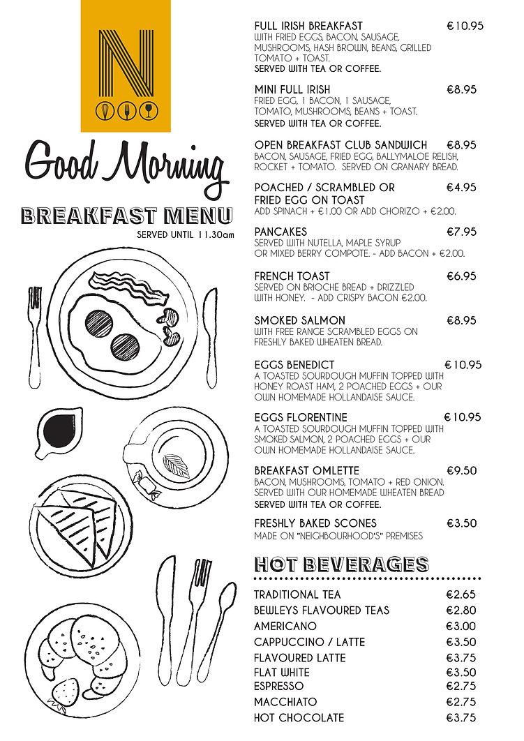 Neighbourhood Breakfast Menu Sept 2019.j